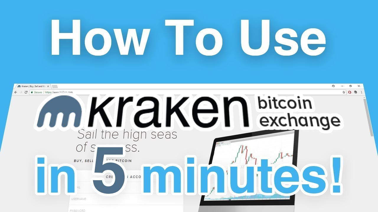 How To Use Kraken