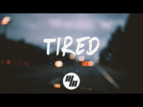 Medasin  Tired Lyrics ft Sophie Meiers