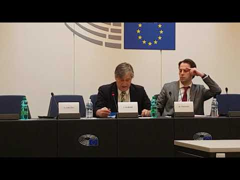 European Parliament Strasbourg Louise Weiss building room N3.4 ETS Round Table