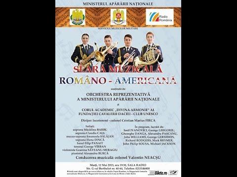 Seara Romano - Americana la Sala Radio