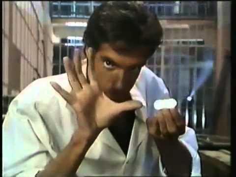 David Copperfield - Escape From Alcatraz