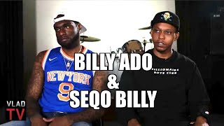 Billy Ado on Joining Nine Trey Bloods, Getting 12 Years for Kidnapping & Home Invasion (Part 2)