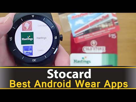 Stocard - Best Android Wear Apps Series
