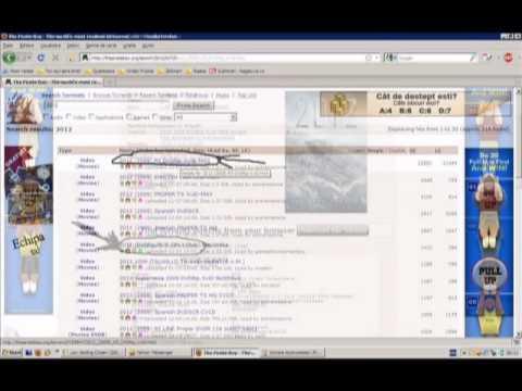 Cum sa downloadezi un film de te torrente 03:05 Mins   Visto 13621 ...
