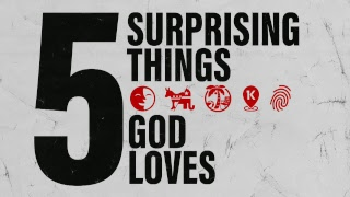 5 Surprising Things God Loves - You | Troy LIVE