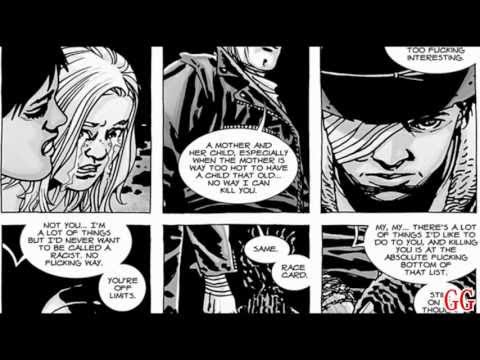 Download (SPOILERS!) The Walking Dead - Glenn's Death (From the Comics) HD