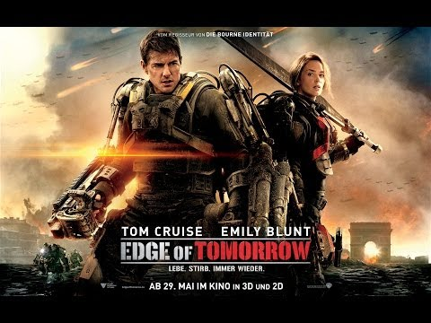 EDGE OF TOMORROW - offizieller Trailer #2 deutsch HD