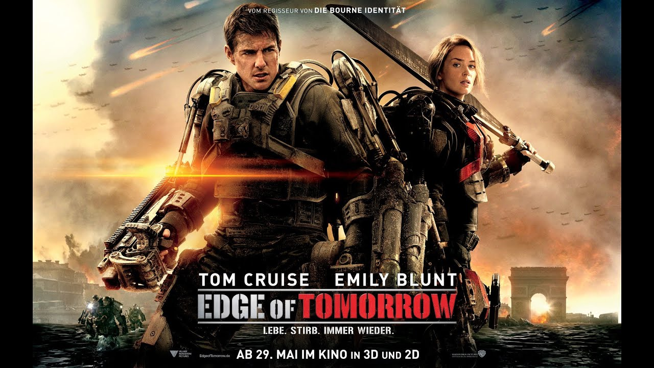 Edge Of Tomorrow Trailer Deutsch
