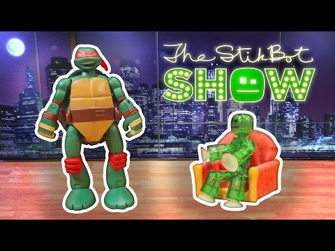 The Stikbot Show 🎬    The one with Raphael