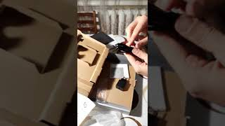 Розпакування планшета Acer One 10 S1003-11VQ (NT.LCQEU.003) Black з Rozetka.com.ua
