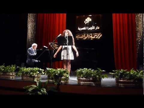 Over The Rainbow - Jessica Jabbar - Cairo Opera House