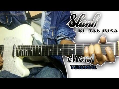 Slank - Ku Tak Bisa (guitar cover).
