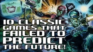 10 Classic Games that Failed to Predict the Future