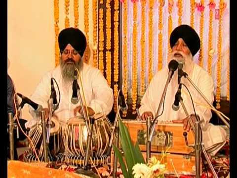 Bhai Surinder Singh Jodhpuri Ji - Koi Aan Milave - Teri Saran Tere Darbar