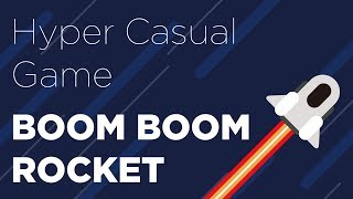[iOS, Android] Boom Boom Rocket - Game Play