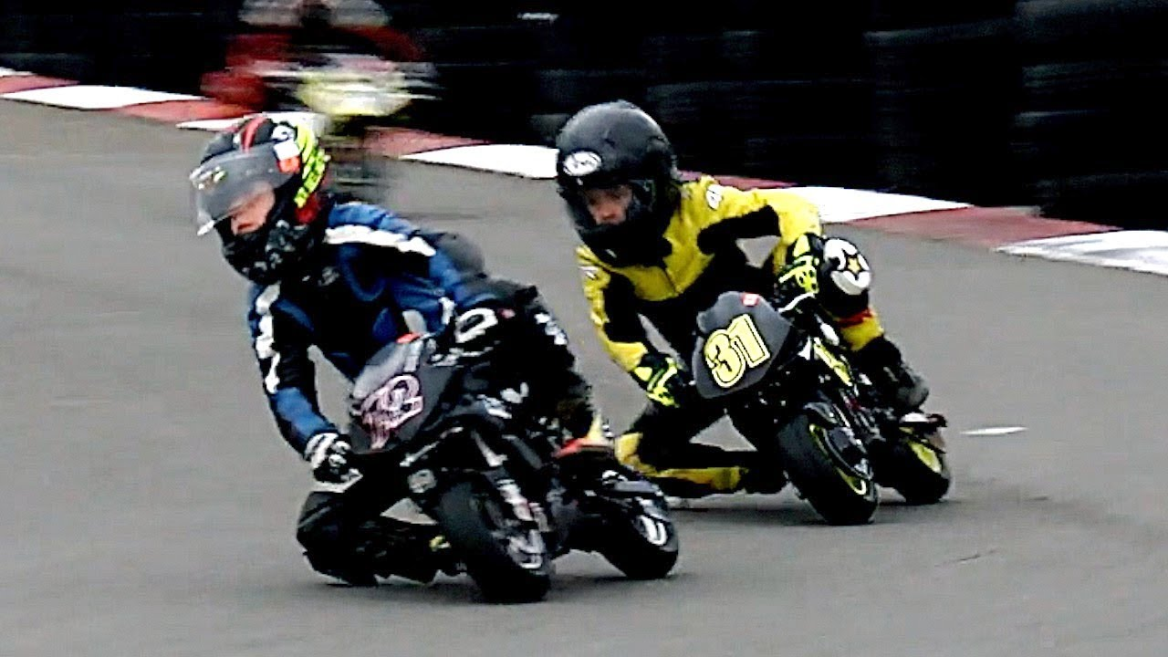 Kids Motorbike Racing - Best Motorbike 2018