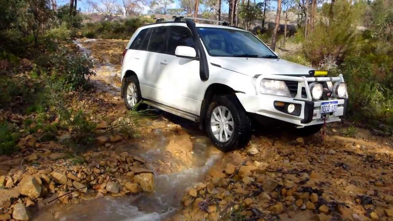 suzuki grand vitara ddis 4x4 hills perth youtube. Black Bedroom Furniture Sets. Home Design Ideas