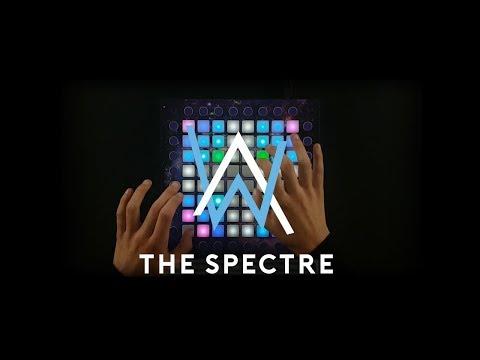 Alan Walker - The Spectre // Launchpad PRO Cover (Nitrotivity X xDarkii Collab)