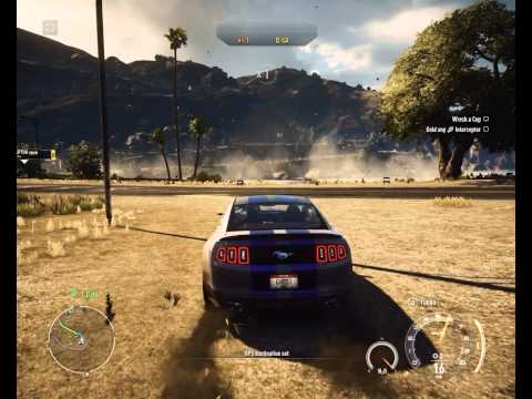 Need for Speed Rivals -palit geforce gtx 750 ti stormx 2gb oc