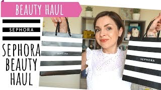 BEAUTY - SEPHORA HAUL // SKIN CARE & MAKE UP
