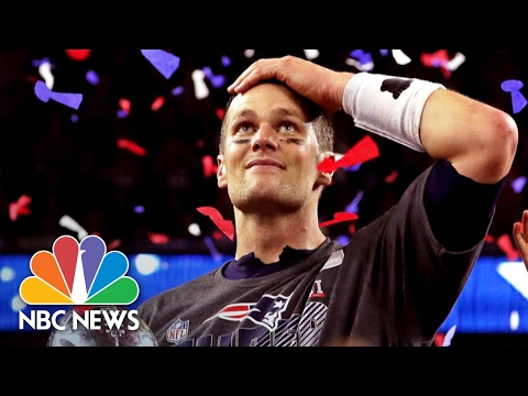 Tom Brady Leads The New England Patriots To Historic Victory | NBC News