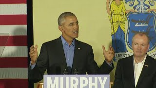 Obama: Reject Politics of Division, Fear