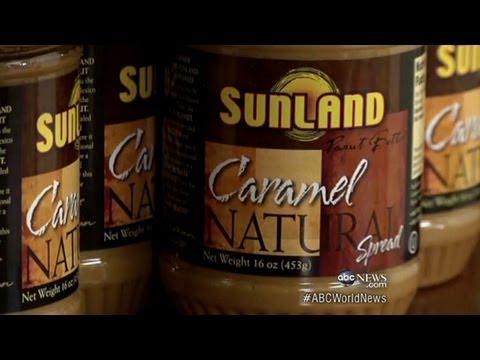 Peanut Butter Recalled in Salmonella Scare