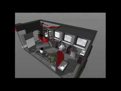 hair and beauty salon design youtube