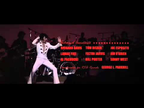 Elvis Presley - That's The Way It Is Introduction: Mystery Train & Tiger Man