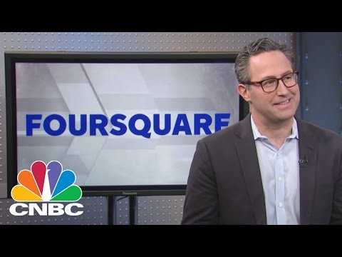 Foursquare CEO: Locating Profits | Mad Money | CNBC