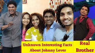 Unknown Interesting Facts  About Johnny Lever On Her Birthday