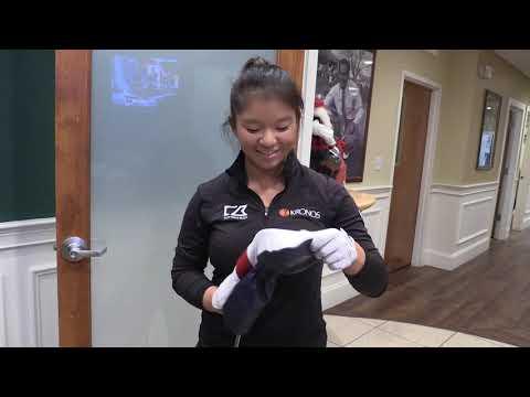 LPGA Pro Golfer Megan Khang
