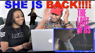 THE LAST OF US 2 Trailer REACTION!!!!
