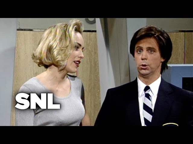 Airport Security Check - Saturday Night Live