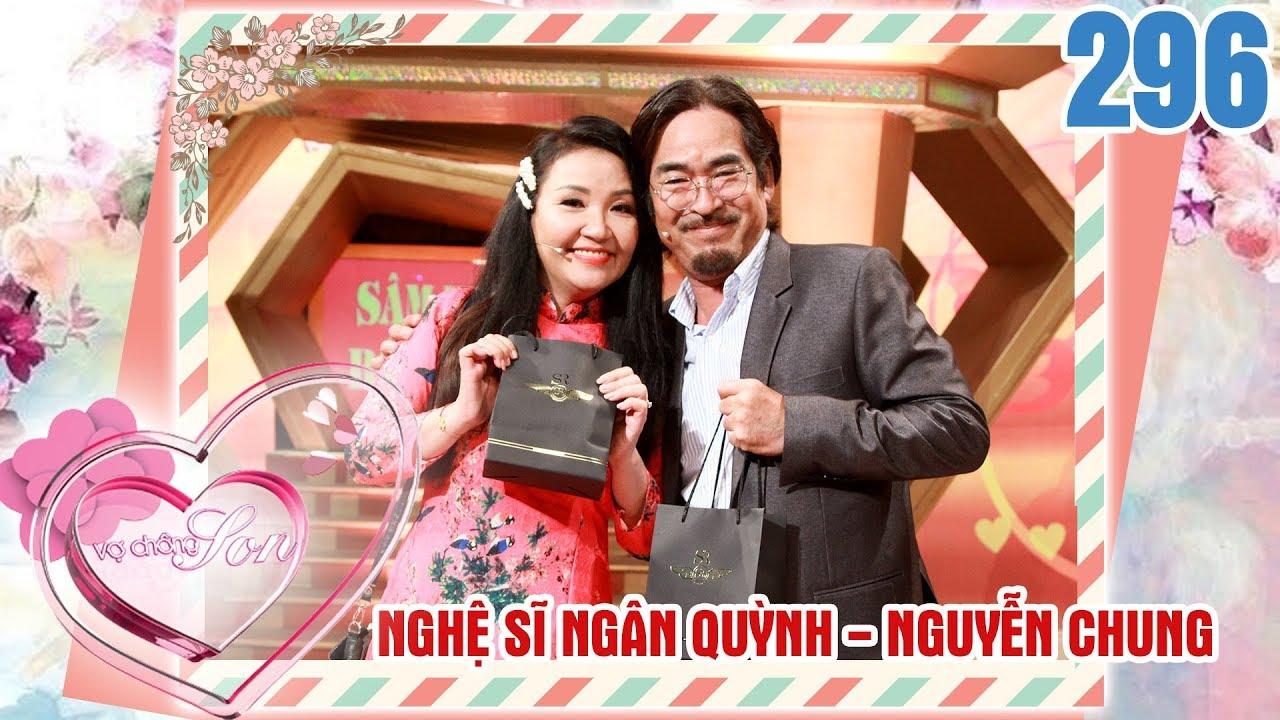 image VỢ CHỒNG SON|VCS #296 UNCUT| Ngân Quỳnh - Nguyễn Chung 2 lần bỏ trốn khỏi gia đình mới được bên nhau