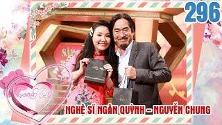 VỢ CHỒNG SON|VCS #296 UNCUT| Ngân Quỳnh - Nguyễn Chung 2 lần bỏ trốn khỏi gia đình mới được bên nhau