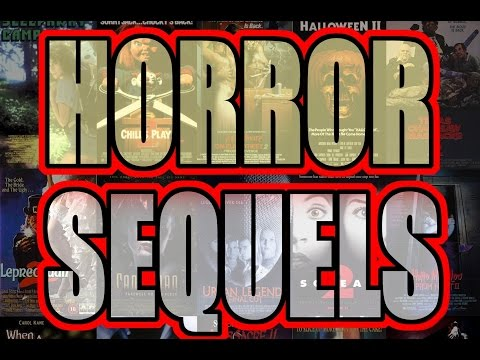 Horror Sequels Better than the Original: Horror Detour #5