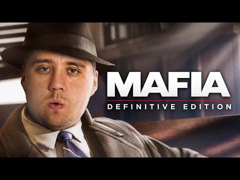 МАФИЯ 1 В НОВОЙ ОБОЛОЧКЕ! - MAFIA: Definitive Edition #1