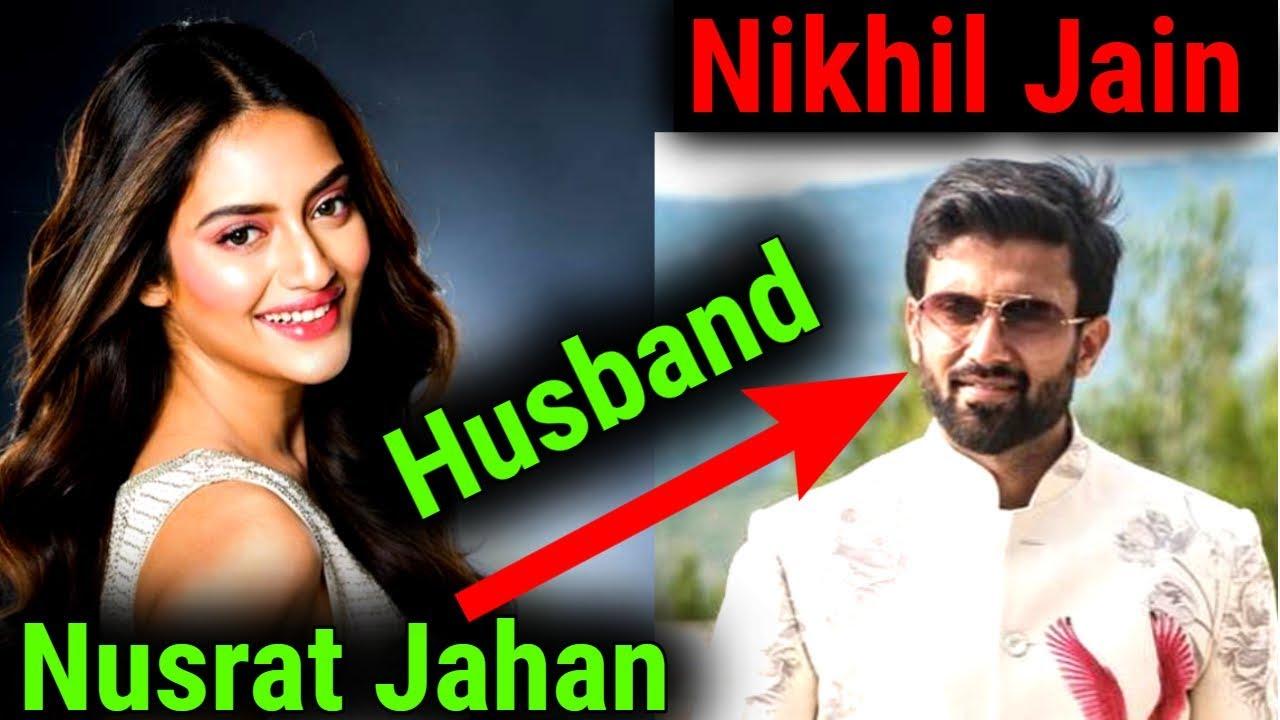 Nusrat jahan husband