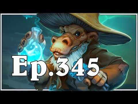 Funny And Lucky Moments - Hearthstone - Ep. 345