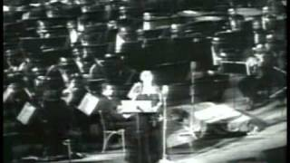 First Lady Eleanor Roosevelt Address the United Nations and Carnegie Hall