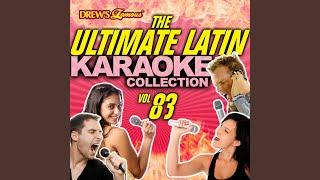Yo Te Lo Digo Cantando (Karaoke Version)