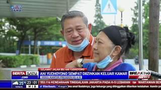 Ani Yudhoyono Baru Diizinkan Keluar Ruang Perawatan pada 16 Mei