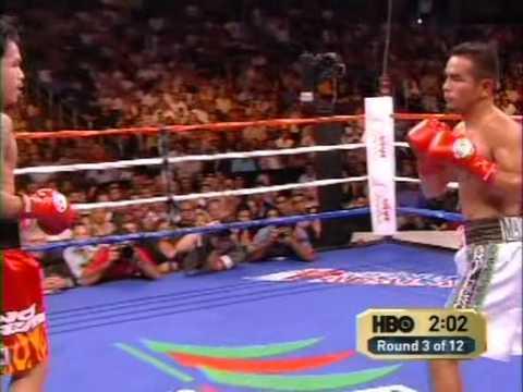 HECTOR VELAZQUEZ vs MANNY PACQUIAO - 2005