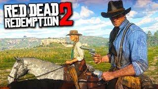 Red Dead Redemption 2 - ПЕРВЫЙ ВЗГЛЯД - ПРОХОЖДЕНИЕ RDR 2 - ГЕЙМПЛЕЙ И ОБЗОР ИГРЫ #1