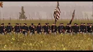 Chamberlain's Speech - Gettysburg (ETW Machinima)