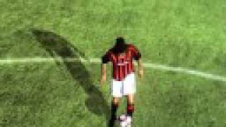 FIFA 09/10/11 Chest Flick Tutorial (Ps3)