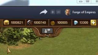 Kody do Forge of Empires na Diamenty - Hack 2017
