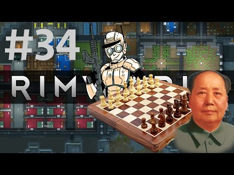 Communist Chess - Rimworld #34