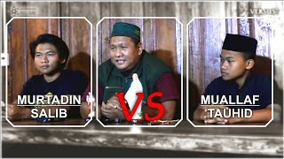 Video VERSUS | Murtadin & Salib VS Muallaf & Tauhid download MP3, 3GP, MP4, WEBM, AVI, FLV September 2019
